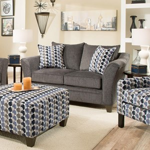 6485 In Pewter Mattress And Furniture Expo