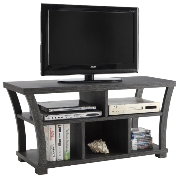 Expo Tv Stands : Lcd tv stand blank trade show booth d render of lcd tv isolated