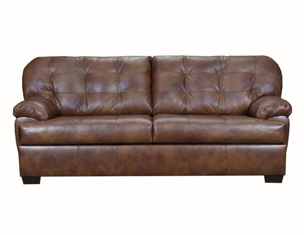 Lane Furniture Soft Touch Chaps Leather 2037 Sofa And