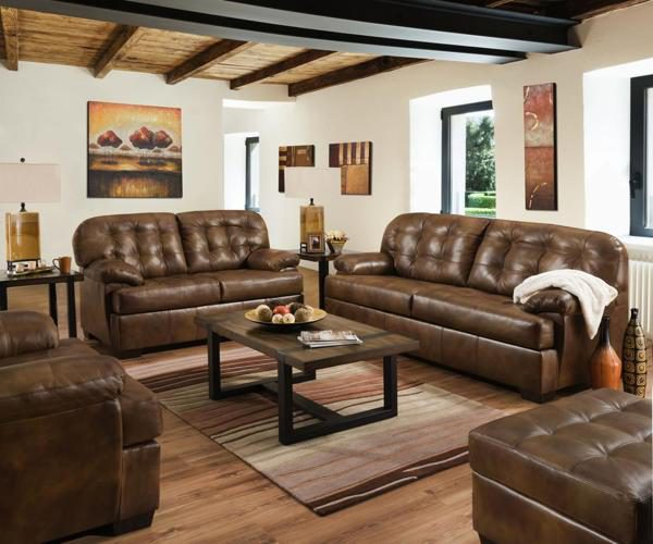 Incredible Lane Furniture Soft Touch Chaps Leather 2037 Sofa And Beutiful Home Inspiration Truamahrainfo